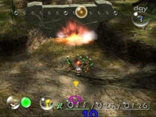 Pikmin GameCube 067
