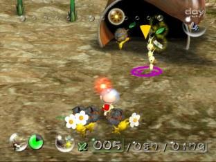 Pikmin GameCube 100