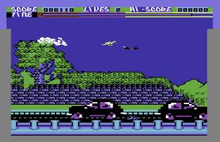 Potty Pigeon C64 09