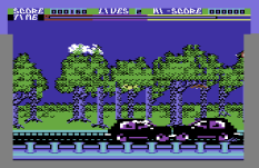 Potty Pigeon C64 11