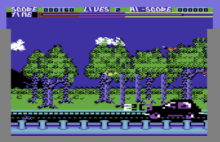 Potty Pigeon C64 12