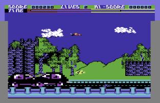 Potty Pigeon C64 20