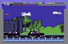 Potty Pigeon C64 21