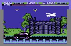 Potty Pigeon C64 22