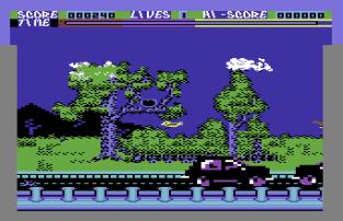 Potty Pigeon C64 23