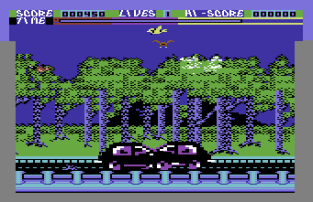 Potty Pigeon C64 31