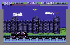 Potty Pigeon C64 33