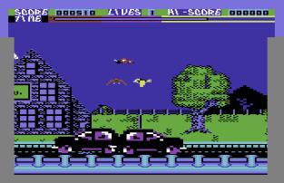 Potty Pigeon C64 34
