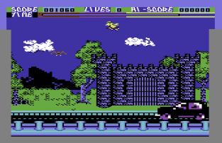 Potty Pigeon C64 42
