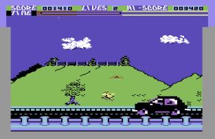 Potty Pigeon C64 53