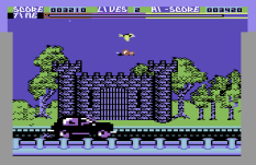 Potty Pigeon C64 55