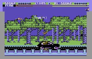 Potty Pigeon C64 64