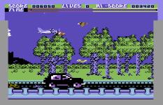 Potty Pigeon C64 65