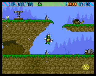 Superfrog CD32 023