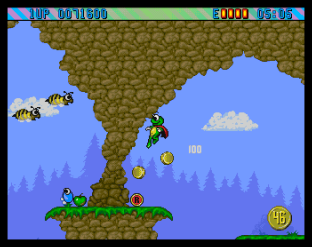 Superfrog CD32 045