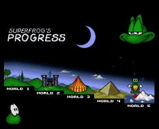Superfrog CD32 106