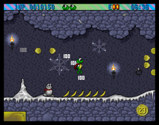 Superfrog CD32 110