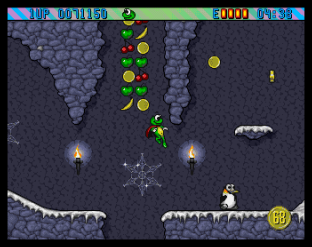 Superfrog CD32 121
