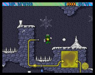 Superfrog CD32 126