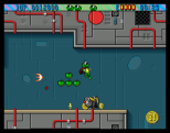 Superfrog CD32 135