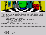 The Hobbit 128K Edition ZX Spectrum 04
