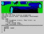 The Hobbit 128K Edition ZX Spectrum 06