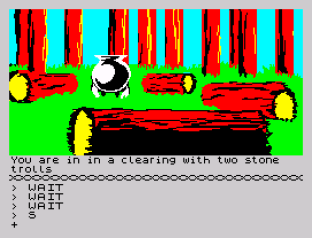 The Hobbit 128K Edition ZX Spectrum 09