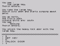The Hobbit 128K Edition ZX Spectrum 10