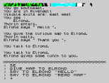 The Hobbit 128K Edition ZX Spectrum 14