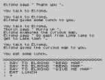 The Hobbit 128K Edition ZX Spectrum 15