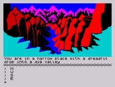 The Hobbit 128K Edition ZX Spectrum 21