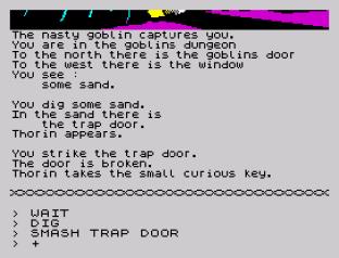 The Hobbit 128K Edition ZX Spectrum 23