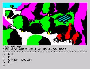 The Hobbit 128K Edition ZX Spectrum 31