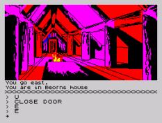 The Hobbit 128K Edition ZX Spectrum 33