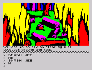The Hobbit 128K Edition ZX Spectrum 42