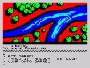 The Hobbit 128K Edition ZX Spectrum 45