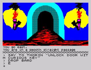 The Hobbit 128K Edition ZX Spectrum 53