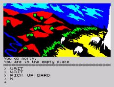 The Hobbit 128K Edition ZX Spectrum 55