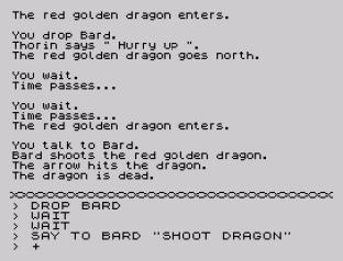 The Hobbit 128K Edition ZX Spectrum 56
