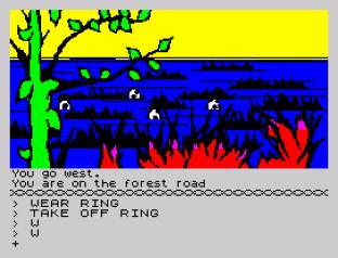 The Hobbit 128K Edition ZX Spectrum 64