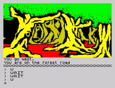 The Hobbit 128K Edition ZX Spectrum 65
