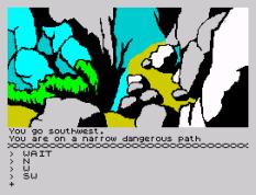 The Hobbit 128K Edition ZX Spectrum 66