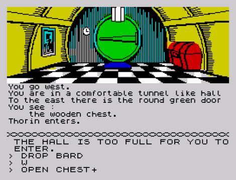 The Hobbit 128K Edition ZX Spectrum 67