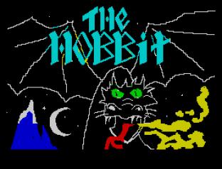 The Hobbit 48K ZX Spectrum 01