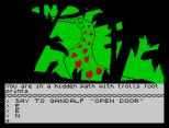 The Hobbit 48K ZX Spectrum 05