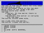 The Hobbit 48K ZX Spectrum 16