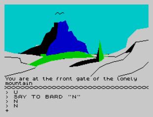The Hobbit 48K ZX Spectrum 20
