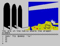 The Hobbit 48K ZX Spectrum 21