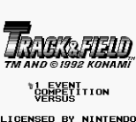 Track and Field Game Boy 02