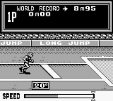 Track and Field Game Boy 11